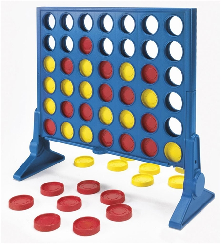 connect-4-grid