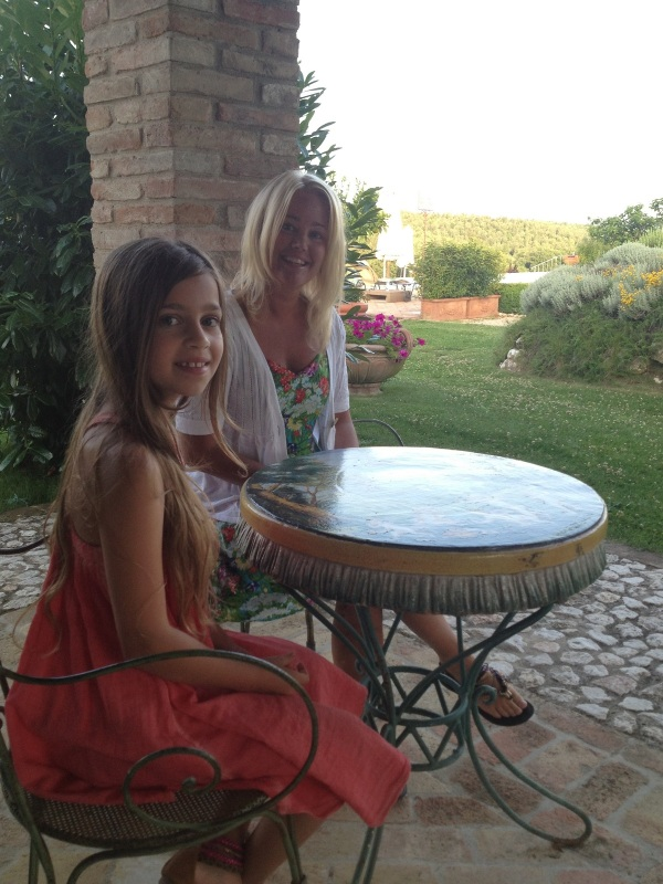 annette och bella