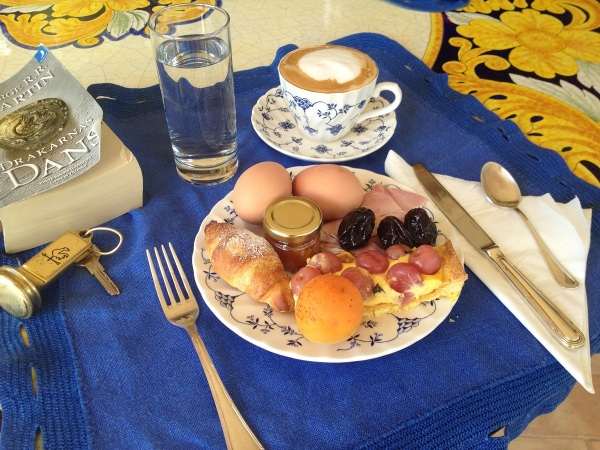 frukost tenuta