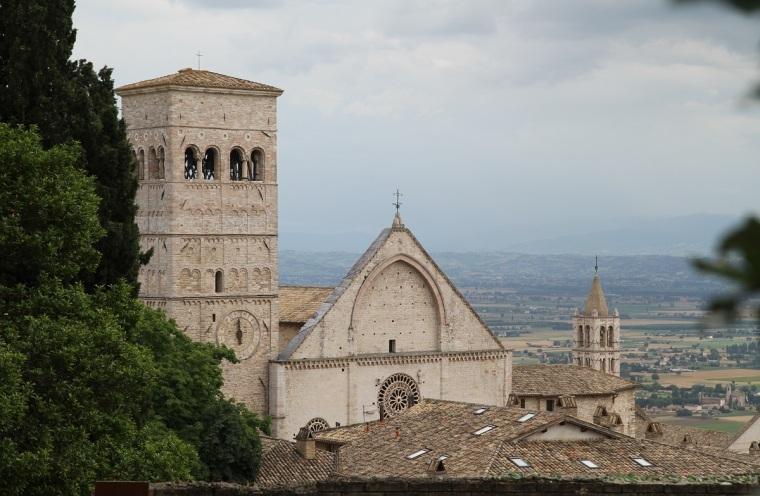 san franciskus basilika