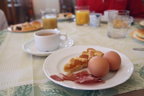 panoramic frukost