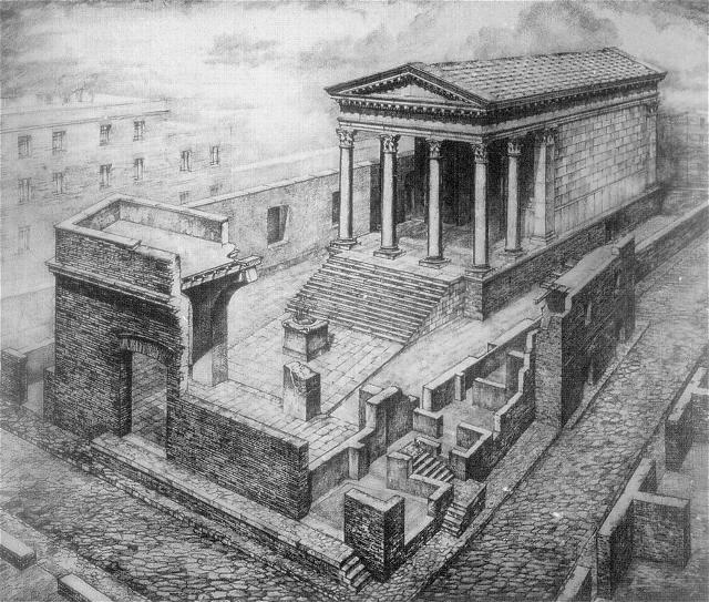 tempio collegiale