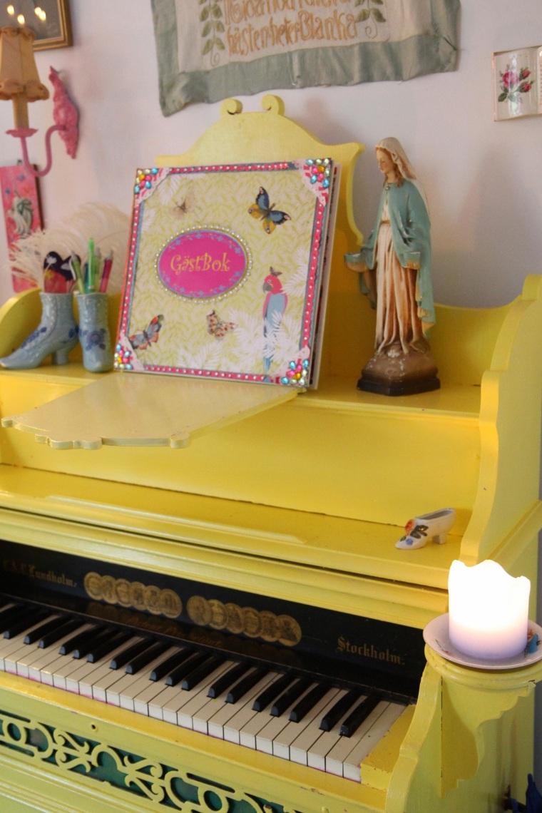drömkåken piano