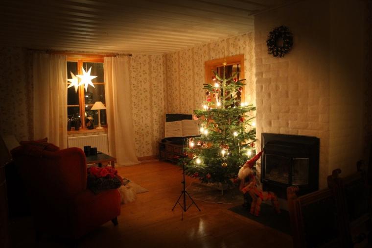 julaftonskväll