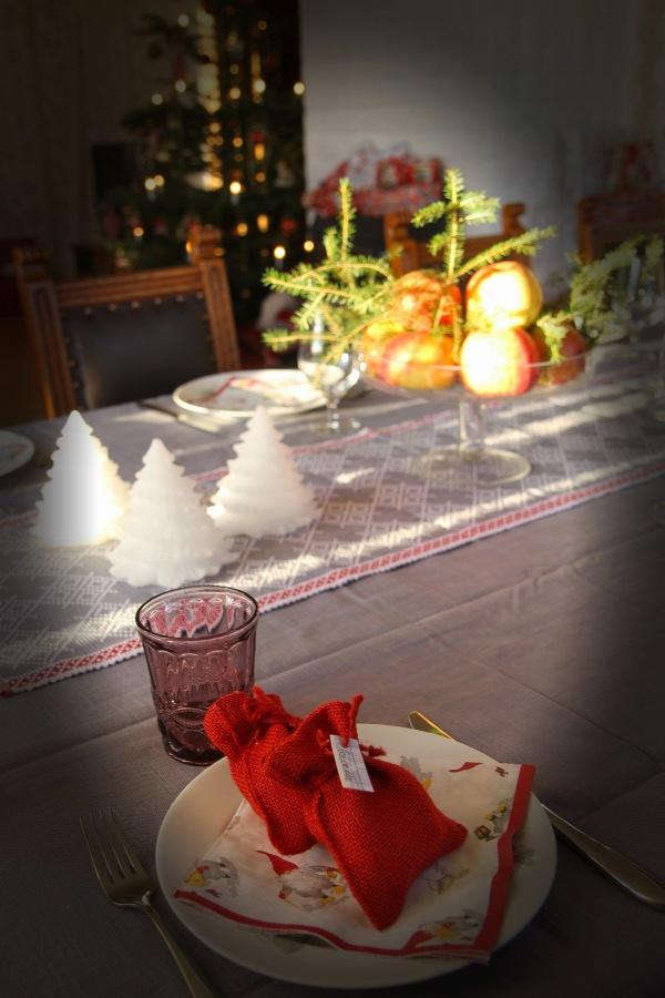 presentpåse till middagen'