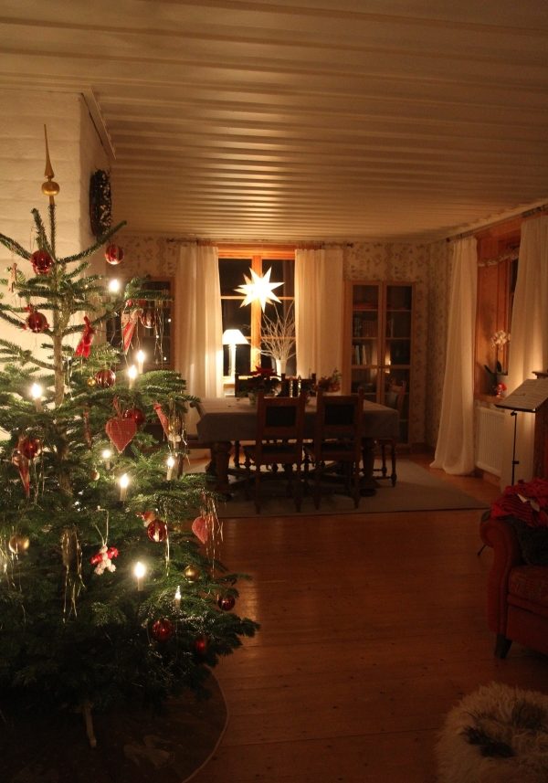 juldagskväll