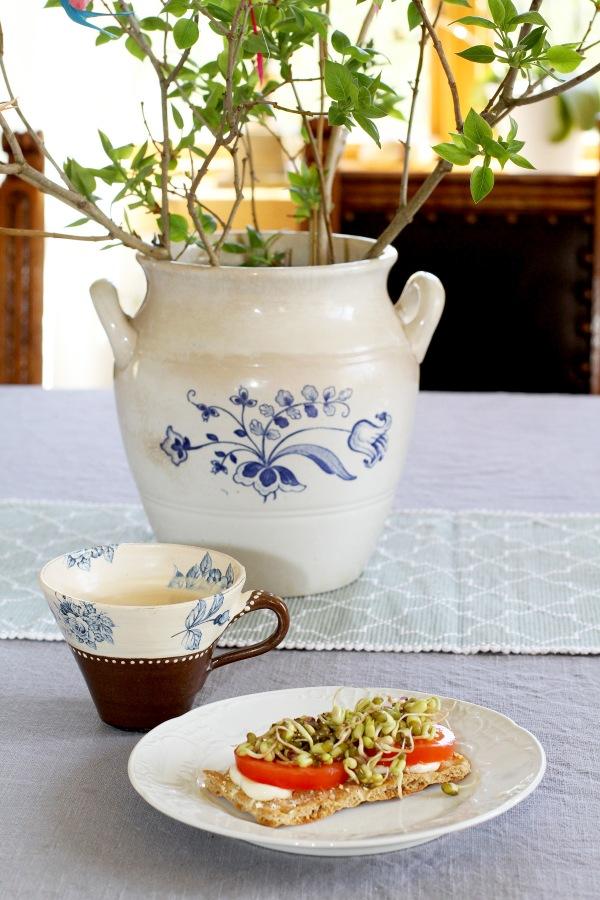 mungbönfrukost