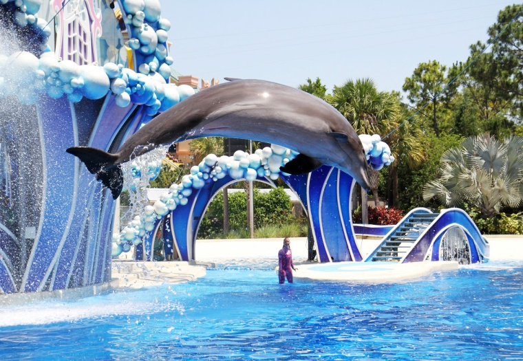 Sea World, Orlando, USA