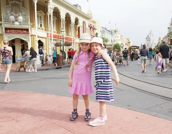 Magic Kingdom, Disney World, Orlando, USA