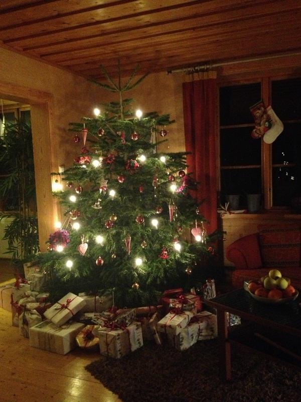 Julaftons morgon 2013